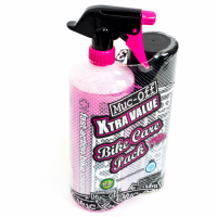 MUC-OFF DUO PACK BIKE CLEANER+BIKE SPRAY