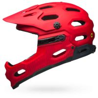 BELL CASCO SUPER 3R MIPS ROSSO