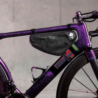 BORSA MISS GRAPE INTERNODE 2 ROAD FRAME BAG NERO