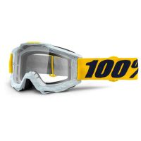 MASCHERA 100% ACCURI ATHLETO CLEAR LENS