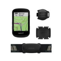 CICLOCOMPUTER GARMIN EDGE 530 GPS BUNDLE CON SENSORI