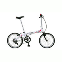 Bicicletta Pieghevole DAHON Vybe D7 frost Bianca