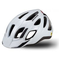 CASCO SPECIALIZED CENTRO LED MIPS BIANCO