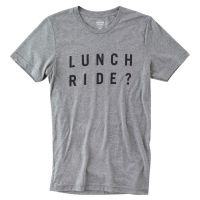MAGLIA YETI LUNCH RIDE GRAY