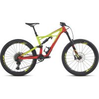 BICICLETTA SPECIALIZED S-WORKS ENDURO FSR CARBON 650B