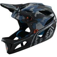 CASCO TROY LEE DESIGNS STAGE MIPS CAMO