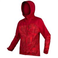 SINGLETRACK WATERPROOF ROSSO DAVANTI