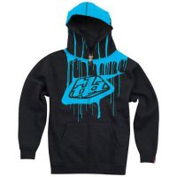 FELPA TROY LEE DESIGNS SHIELD DRIP FLEECE