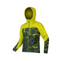 GIACCA ENDURA SINGLETRACK LIME GREEN