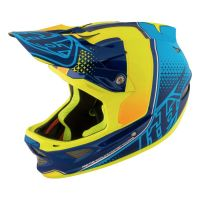 CASCO TROY LEE DESIGNS D3 STARBURST COMP MIPS 2017