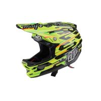 CASCO TROY LEE DESIGNS D3 CODE CARBON MIPS 2017