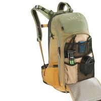 EVOC FR TRAIL WOMAN LIGHT OLIVE INTERNO