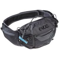 EVOC HIP PACK PRO 3L BLK CARB.GREY
