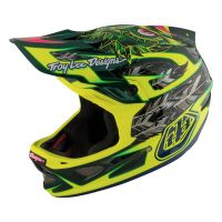 CASCO TROY LEE DESIGNS D3 NIGHTFALL CARBON MIPS 2017