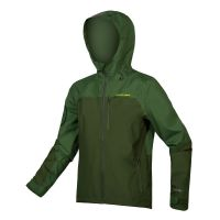 SINGLETRACK WATERPROOF VERDE FRONTE