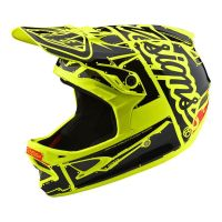 CASCO TROY LEE DESIGNS D3 FACTORY FIBER