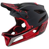 CASCO TROY LEE DESIGNS STAGE MIPS ROSSO