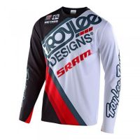 MAGLIA TROY LEE DESIGNS SPRINT ULTRA JERSEY TILT SRAM