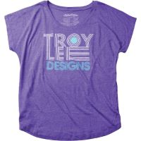 MAGLIA TROY LEE DESIGNS DONNA LINEAR DOLMAN