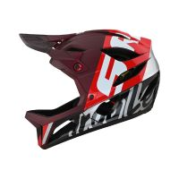 CASCO TROY LEE DESIGNS STAGE MIPS NOVA SRAM