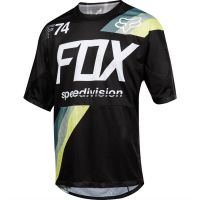 MAGLIA FOX DEMO SS DRAFTER JERSEY