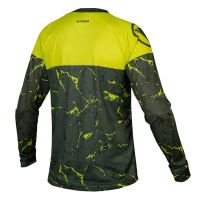 ENDURA MT500 MARBLE L/S LTD VERDE RETRO