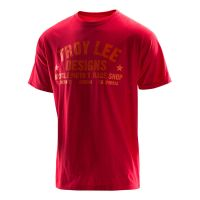 MAGLIA TROY LEE DESIGNS RACESHOP TEE
