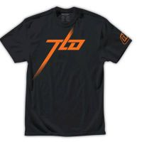 MAGLIA TROY LEE DESIGNS BLOCKER LOGO TEE