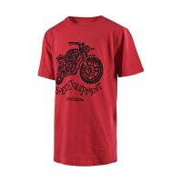 MAGLIA TROY LEE DESIGNS BIMBO EXPLORE YOUTH TEE