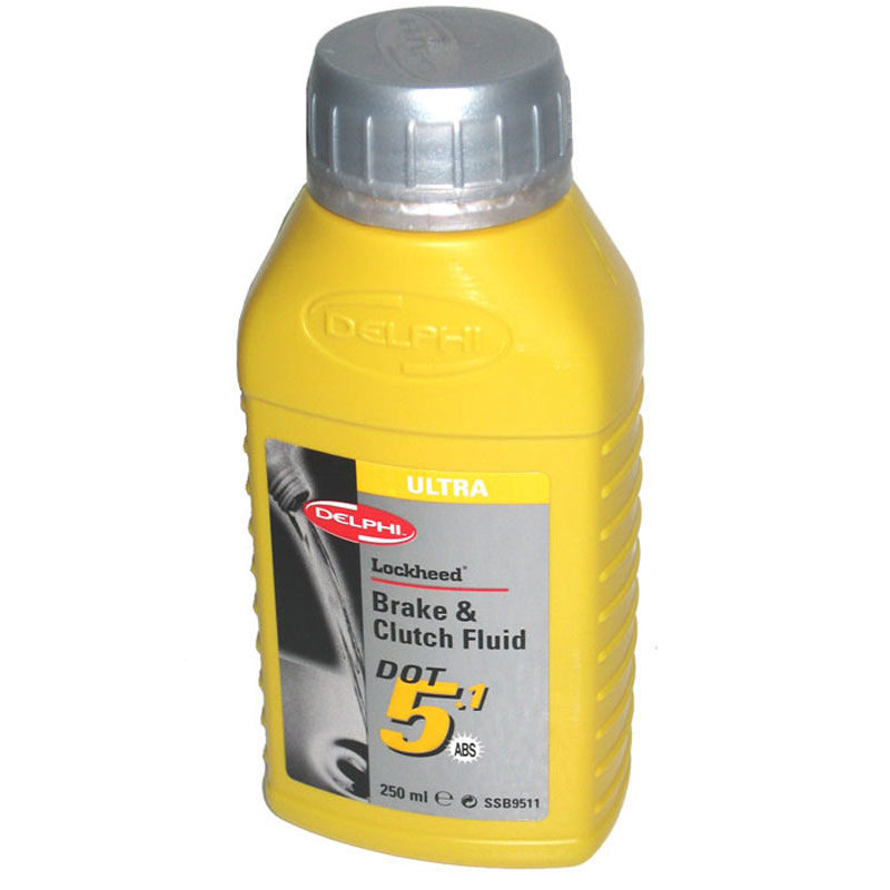 Olio idraulico HOPE 250 ml dot 5.1