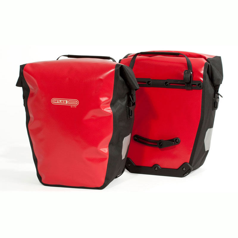 ORTLIEB Back-Roller city ROSSA