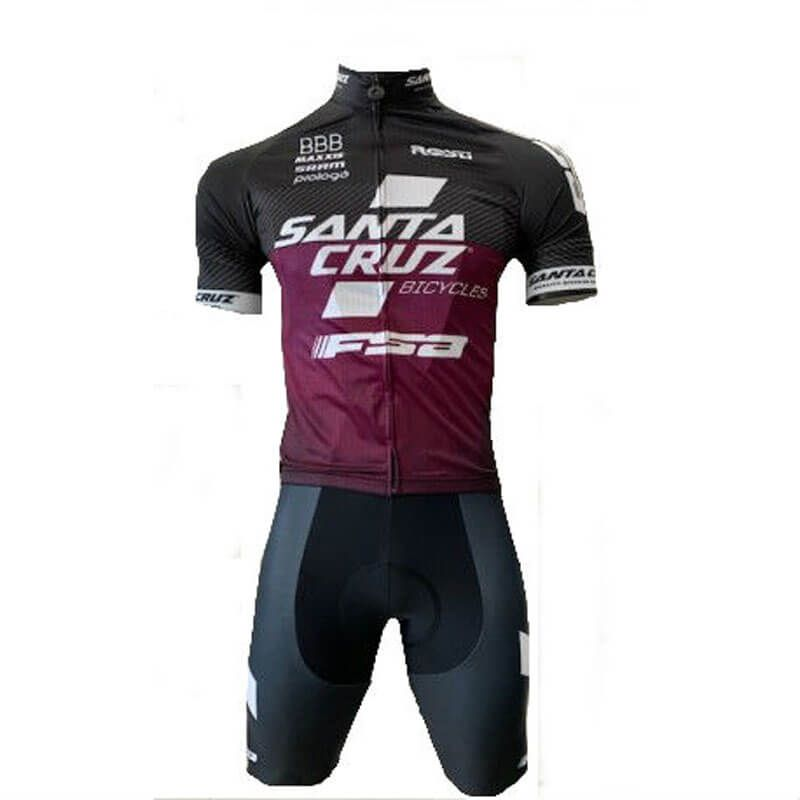 COMPLETO TEAM SANTA CRUZ FSA LIMITED EDITION