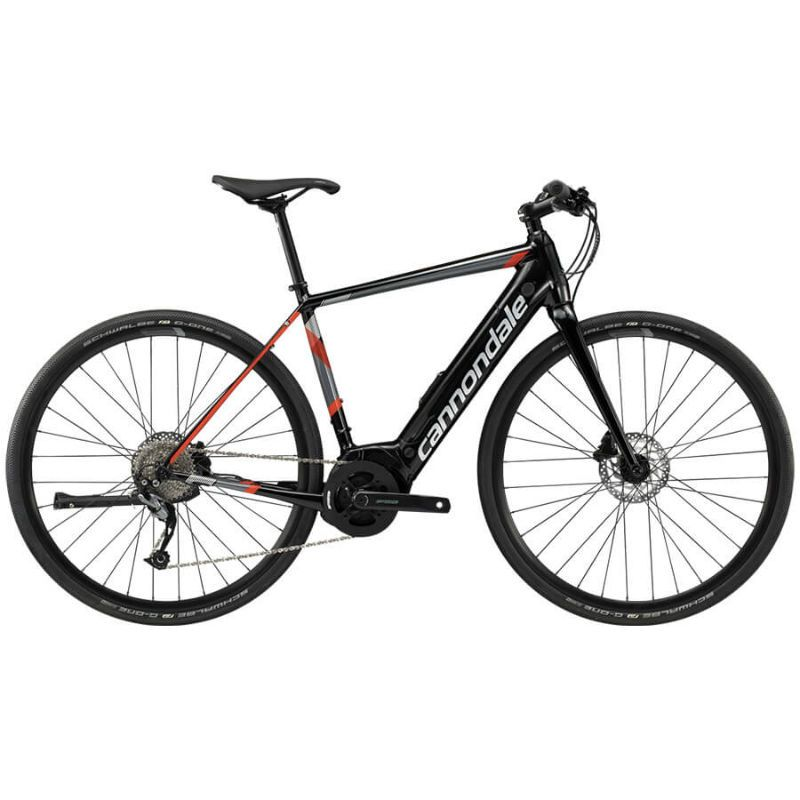 BICI CANNONDALE QUICK NEO 2019