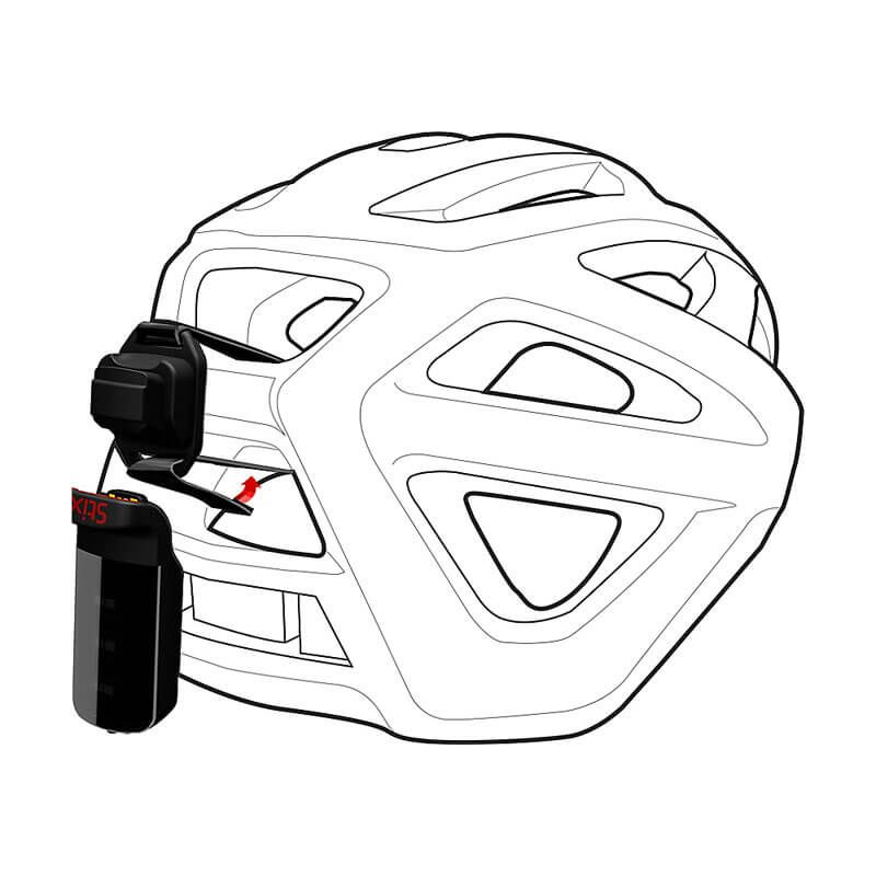 SUPPORTO CASCO PER FANALE SPECIALIZED STIX