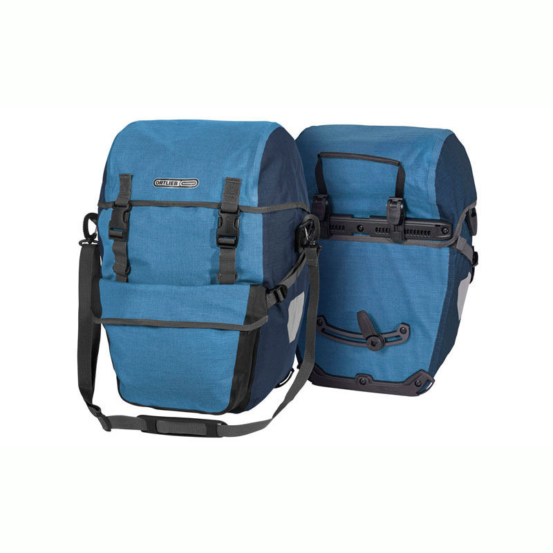 COPPIA DI BORSE ORTLIEB BIKE-PACKER PLUS