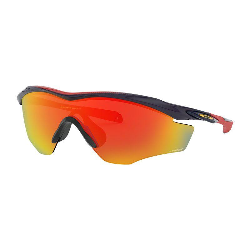 OCCHIALI OAKLEY M2 FRAME XL SNAPNACK COLLECTION NVY W/PRIZM  OO9343-1245