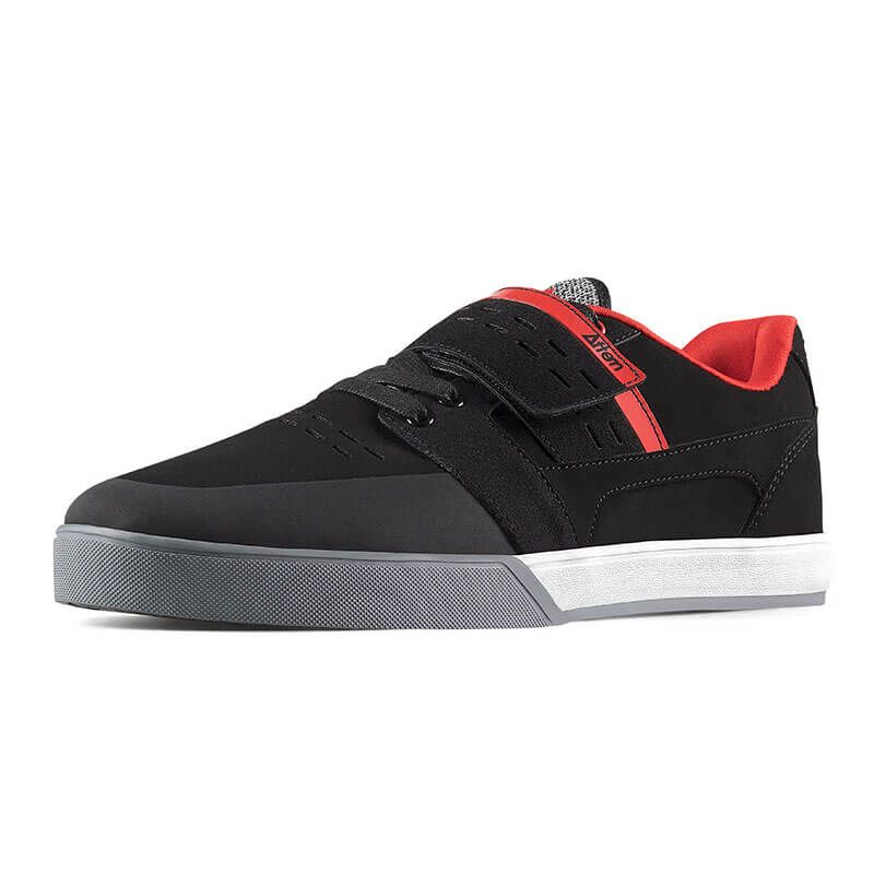 SCARPA AFTON VECTAL NERO ROSSO