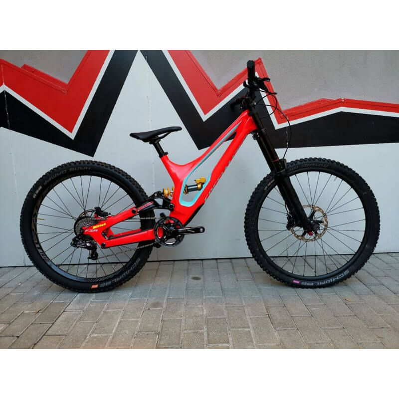BICI SPECIALIZED DEMO 8 CARBON SMALL