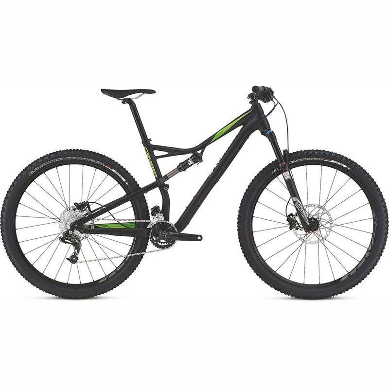 SPECIALIZED CAMBER FSR COMP M5 29