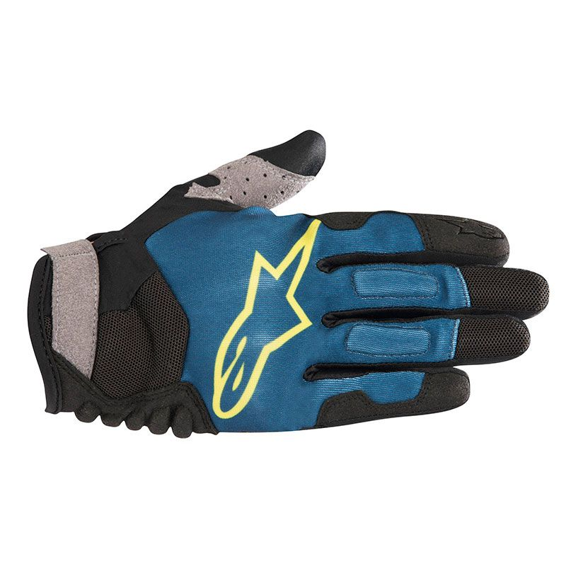 ALP. 1561318-7095  Gloves Linestorm Blue