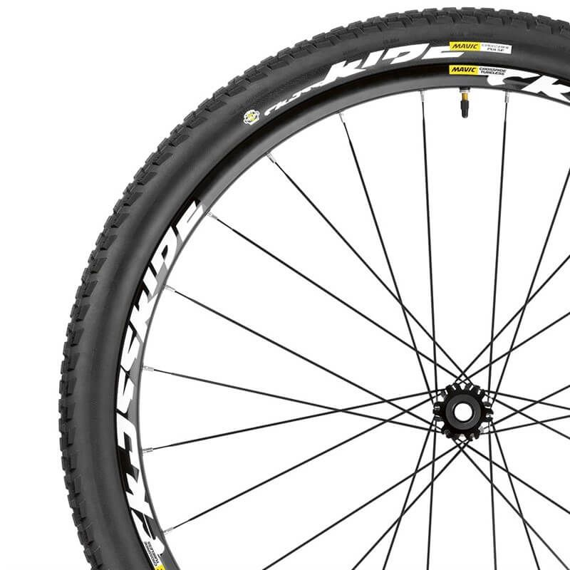 RUOTE MAVIC CROSSRIDE TUBELESS UST QUEST 27.5 BOOST