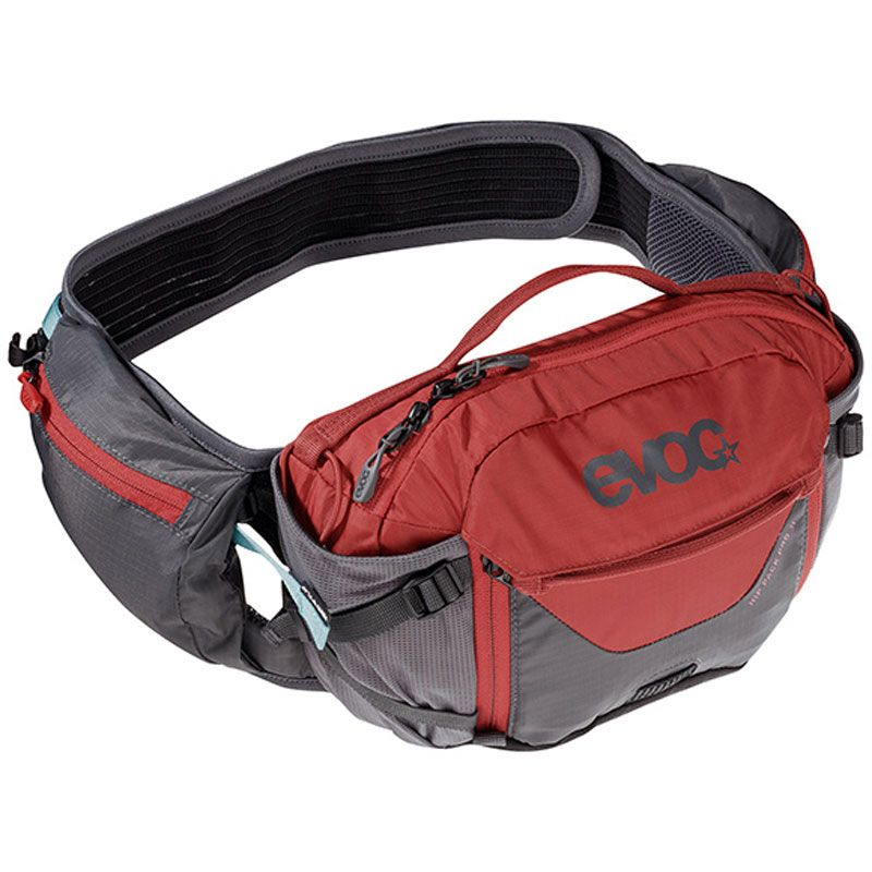 EVOC HIP PACK PRO 3L+1.5L BLD CARB.GREY
