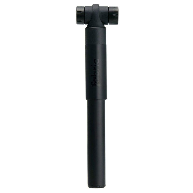FABRIC NANOBAR DUAL VALVE MINI PUMP NERO