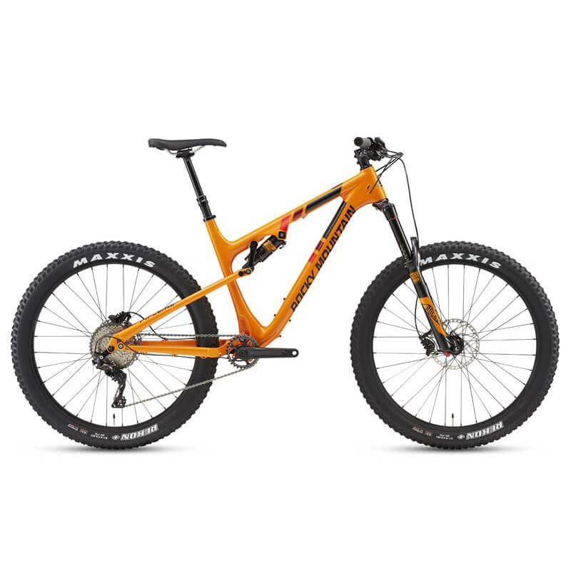 BICI ROCKY MOUNTAIN PIPELINE 750 MSL 2017