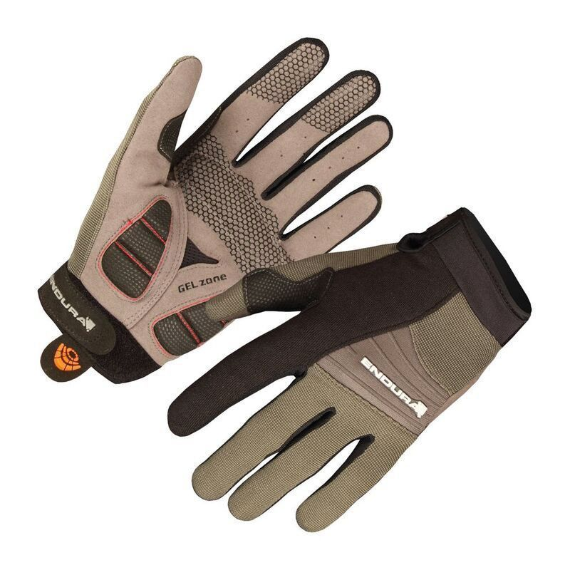 GUANTI ENDURA FULL MONTY GLOVES