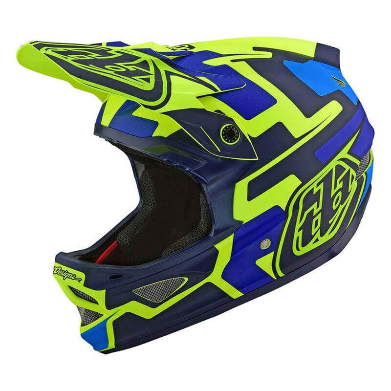 CASCO TROY LEE DESIGNS FIBERLITE SPEEDCODE