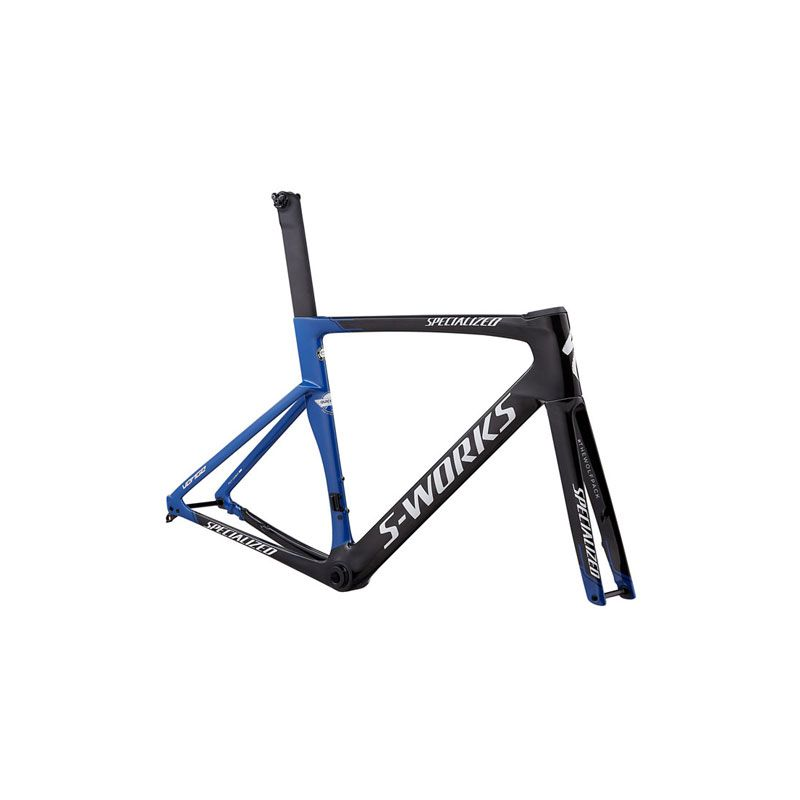 TELAIO SPECIALIZED S-WORKS VERGE DISC TEAM QUICKSTEP 19