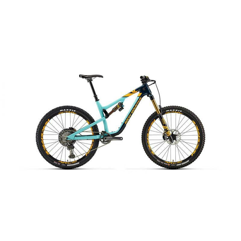 BICI ROCKY MOUNTAIN ALTITUDE C90 2019