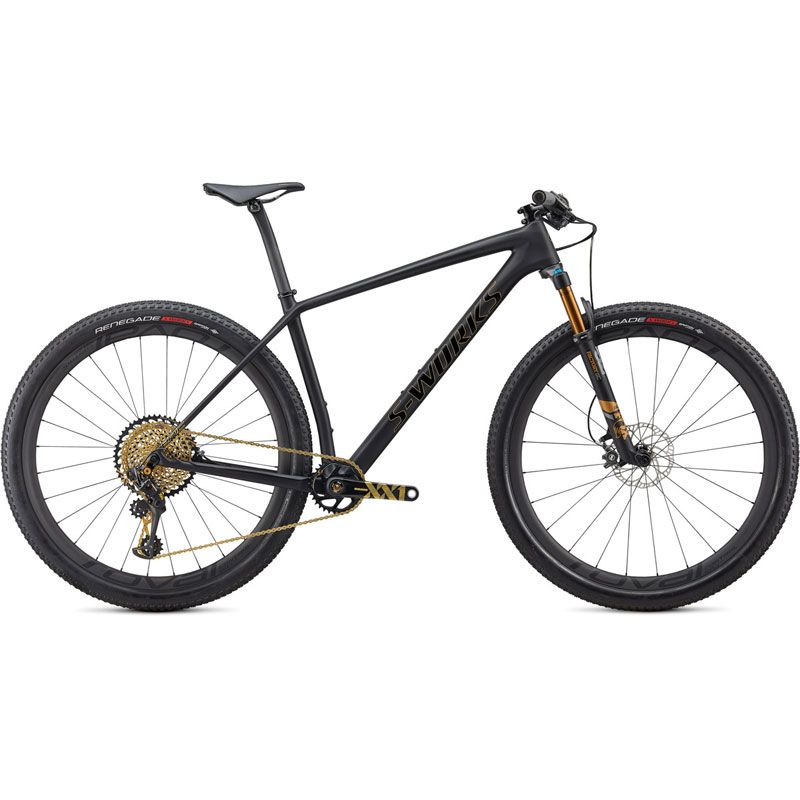 S-WORKS EPIC HARDTAIL ULTRALIGHT NERO