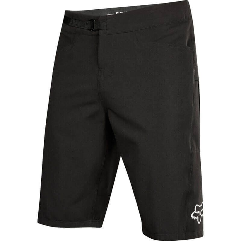PANTALONE FOX RANGER SHORT NERO DAVANTI